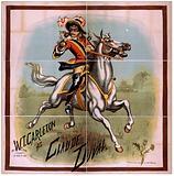 WT Carleton as Claude Duval