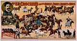 Prof EK Crocker's educated horses, ponies, donkeys & mules