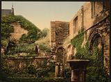 St. Bavon Abbey, the Virgin's Crypt, Ghent, Belgium