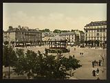 Place Alsace-Lorraine, Lorient, France