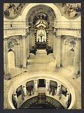 Napoleon's tomb, Paris, France