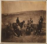 Group of officers, 8th Hussars