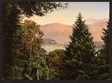 Bellagio, general view, Lake Como, Italy