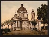 Basilica Soperga ie Superga, Turin, Italy