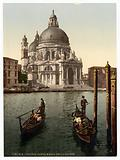 Church of Salute, Venice, Italy