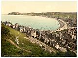From the Great Orme's Head, Llandudno, Wales