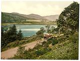 The Lochan, Dunoon, Scotland
