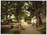 Entrance to Glen Nevis, Fort William, Scotland