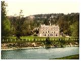 Wilton Lodge, Hawick, Scotland