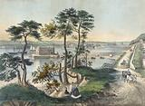 Staten Island and the Narrows: from Fort Hamilton