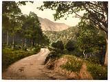 "Loch Katrine ""Where Twines the Path,"" Trossachs, Scotland"