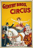 Gentry Bros. Circus Miss Louise Hilton, the greatest rider the world has ever known