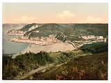 Jersey, Greve de Lecq, Channel Islands, England