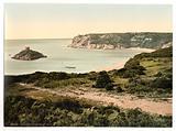 Jersey, Portelet Bay, II, Channel Islands, England