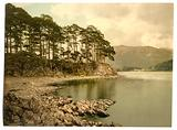 Derwentwater and Keswick, Friars' Crag, Lake District, England