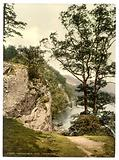 Ullswater, Stybarrow Crag, Lake District, England