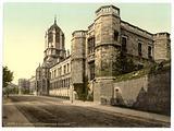 Christ Church College, Oxford, England