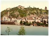 Graz, electrical elevator, Styria, Austro-Hungary