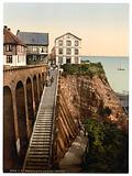The Grand Staircase, Helgoland, Germany