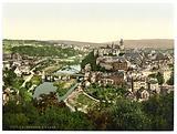 General view, Weilburg, Hesse-Nassau, Germany
