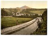 Enniskerry. County Wicklow, Ireland