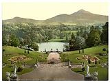 Sugar Loaf Mountain, from Powerscourt