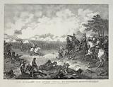 Die Schlacht von Sedan…die uiberbringung der sieges-botschaft, 2 September 1870
