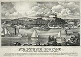 Neptune House, New Rochelle, West Chester County, New York