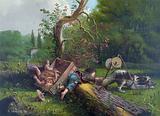 Retreat. Date c1878