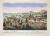St Eustache une des Isles d'Antilles dans l'Amerique du Nord la quelle fut prise aux Hollandois en 1781 par les …
