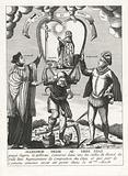 Allegorie dèdiè au tiers etat