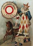 The great Arm & Hammer brand soda
