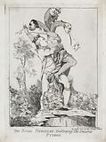 The royal Hercules destroying the dragon python