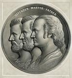 Defender, martyr, father – US Grant, A Lincoln, G Washington