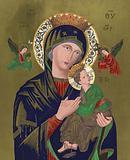 S Maria de Perpetuo Succursu