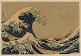 The great wave off shore of Kanagawa