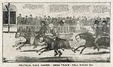 Political race course – Union Track – fall races 1836