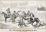 The presidential sweepstakes of 1844. Preparing to start