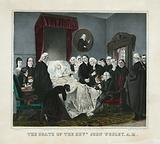 The death of the Revd. John Wesley A.M