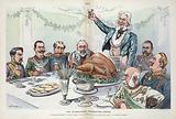 Our international thanksgiving dinner