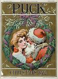 Puck Christmas 1905