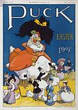 Puck Easter 1907