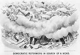 Democratic reformers in search of a head