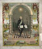 Washington as a Freemason