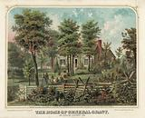 The home of General Grant, St Louis County, Mo