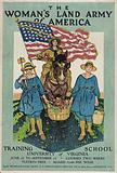 The Woman's Land Army of America - Training school, University of Virginia - Apply Woman's …
