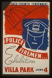 DuPage County centennial – Police, firemen…exhibition