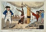 The abolition of the slave trade Or the inhumanity of dealers in human flesh exemplified in Captn