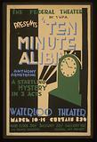 The Federal Theatre Div