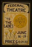 """""""To the ladies"""""""
